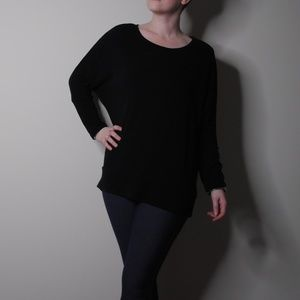 Cupcakes and Cashmere Three-Quarter Sleeve Sweater